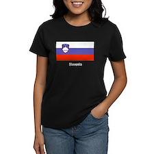 Slovenia Slovenian Flag Tee