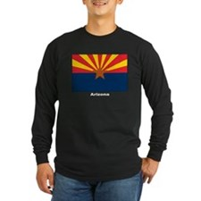 Arizona State Flag T