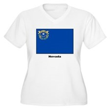 Nevada State Flag T-Shirt