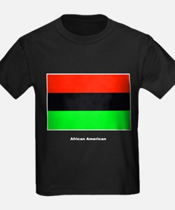 African American Flag T