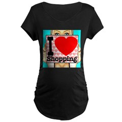 Express Your Passion For Shopping T-Shirt