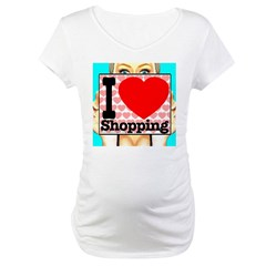 Express Your Passion For Shopping Shirt