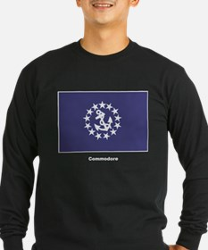 Commodore Flag T