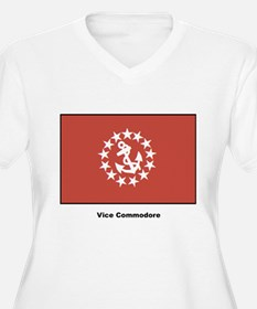 Vice Commodore Flag T-Shirt