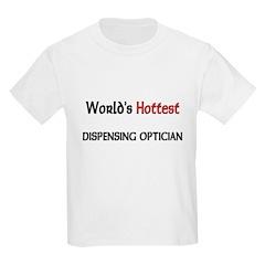 World's Hottest Dispensing Optician T-Shirt