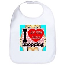 Promote Mall Shopping Bib