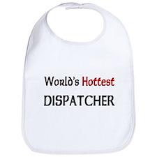 World's Hottest Dispatcher Bib
