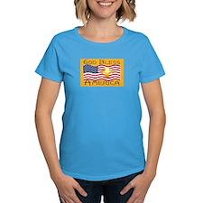 Tee-God Bless America #2