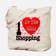 Promote Mall Shopping Tote Bag