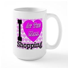 Promote Mall Shopping Mug