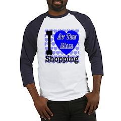 Promote Mall Shopping Baseball Jersey
