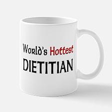 World's Hottest Dietitian Mug