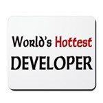 World's Hottest Developer Mousepad