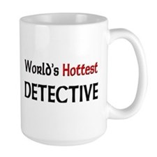 World's Hottest Detective Coffee Mug