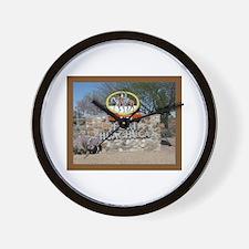 Fort Huachuca Wall Clock