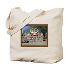 Fort Huachuca Tote Bag