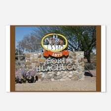 Fort Huachuca Postcards (Package of 8)