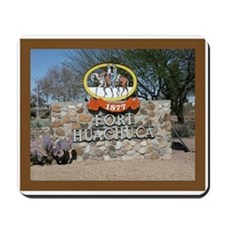 Fort Huachuca Mousepad