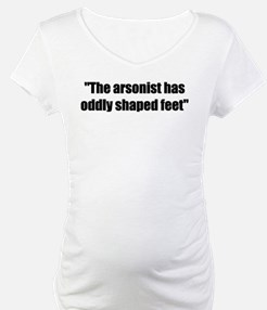 Oddly shaped feet Shirt