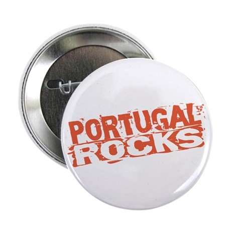 """Portugal Rocks 2.25"""" Button (100 pack)"""