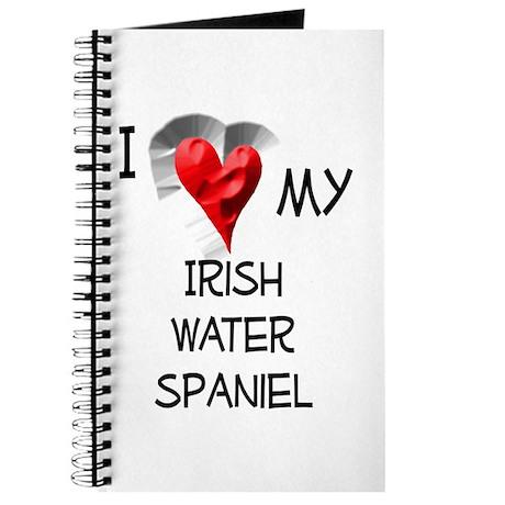 Irish Water Spaniel Journal