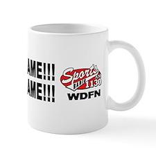 """WDFN """"The Game"""" Mug"""