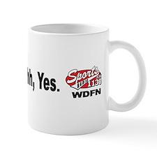 """WDFN """"Ah, Yes"""" Mug"""
