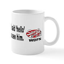 "WDFN ""Tell Wojo Hello"" Mug"