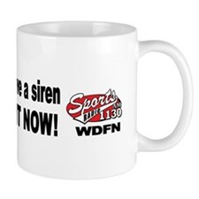 "WDFN ""Blow It Now"" Mug"