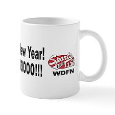 """WDFN """"Happy New Year"""" Mug"""