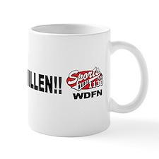 """WDFN """"Fire Millen"""" Mug"""