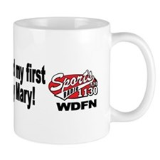 "WDFN ""First Bloody Mary"" Mug"