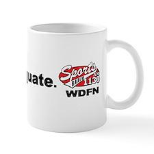 "WDFN ""Adequate"" Mug"