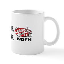 """WDFN """"Abandon Ship"""" Mug"""