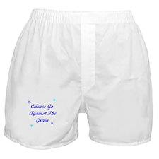 Celiacs Go Against The Grain Boxer Shorts