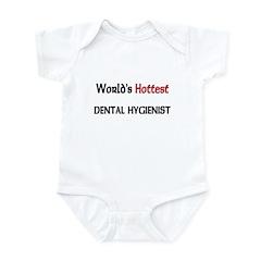 World's Hottest Dentist Infant Bodysuit