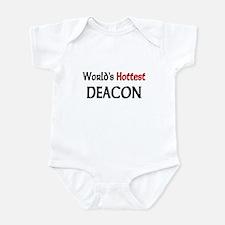 World's Hottest Deacon Infant Bodysuit