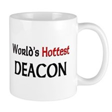 World's Hottest Deacon Mug