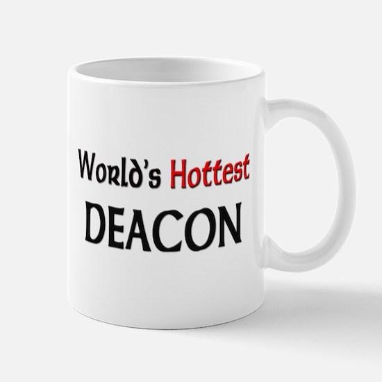 World's Hottest Deacon Mug