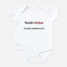 World's Hottest Database Administrator Infant Body