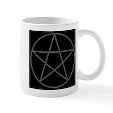 Black Pentacle Mug
