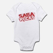 Saba Rocks Infant Bodysuit