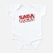 Saba Rocks Onesie