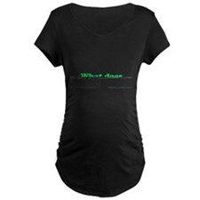 What Does It All Mean Tran T-Shirt