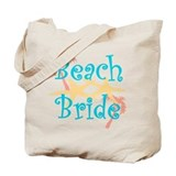 Bride Canvas Totes