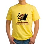 Titanic Yellow T-Shirt