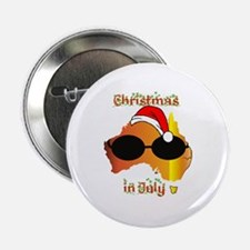 "Christmas in July 2.25"" Button"