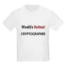 World's Hottest Cryptographer T-Shirt