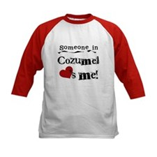 Someone in Cozumel Tee