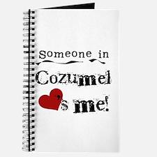Someone in Cozumel Journal